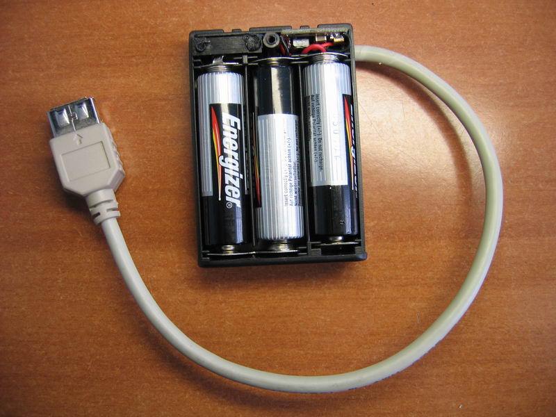 Зарядка батареи телефона своими руками